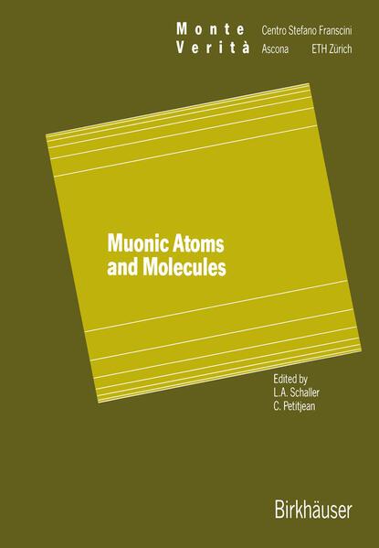 Muonic Atoms and Molecules - Coverbild