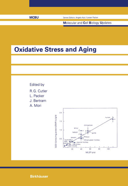 Oxidative Stress and Aging - Coverbild