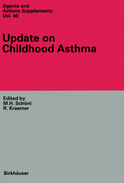 Update on Childhood Asthma - Coverbild