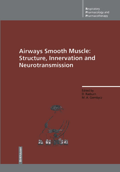 Airways Smooth Muscle - Coverbild
