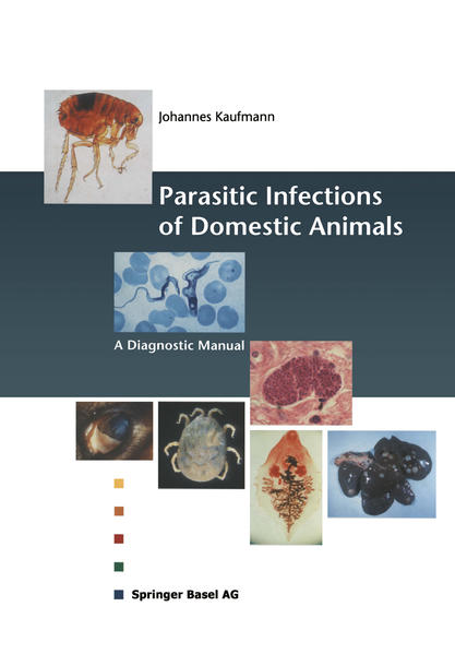 Parasitic Infections of Domestic Animals - Coverbild
