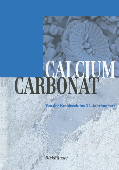Calciumcarbonat - Coverbild