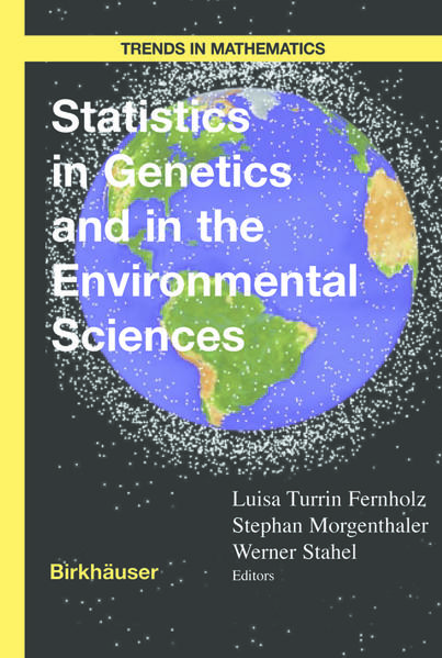 Statistics in Genetics and in the Environmental Sciences - Coverbild