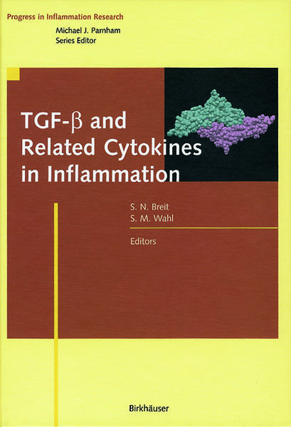 TGF-β and Related Cytokines in Inflammation - Coverbild
