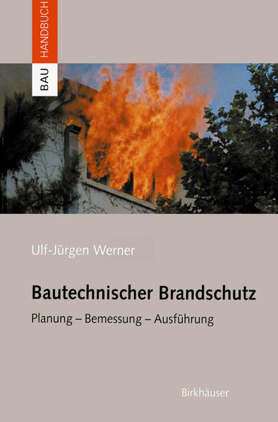 Bautechnischer Brandschutz - Coverbild