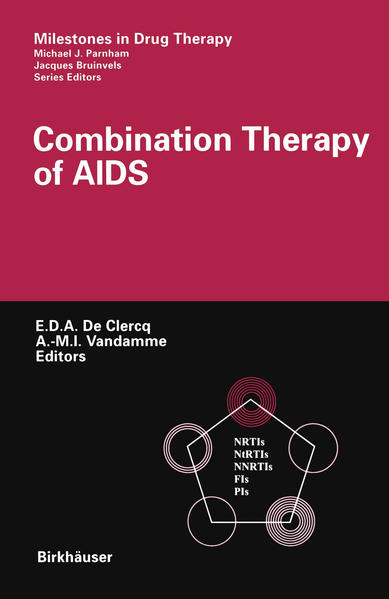 Combination Therapy of AIDS - Coverbild