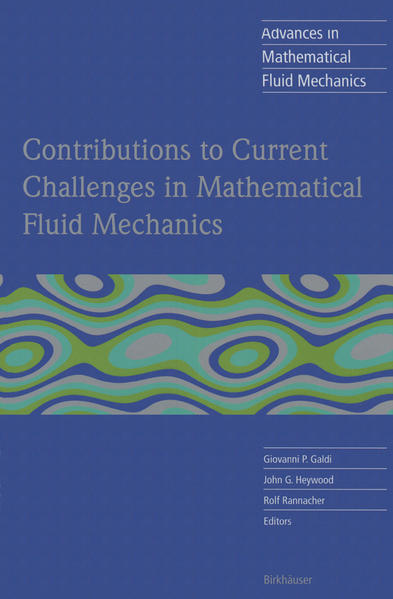 Contributions to Current Challenges in Mathematical Fluid Mechanics - Coverbild