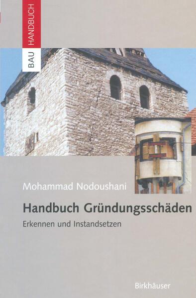Handbuch Gründungsschäden - Coverbild