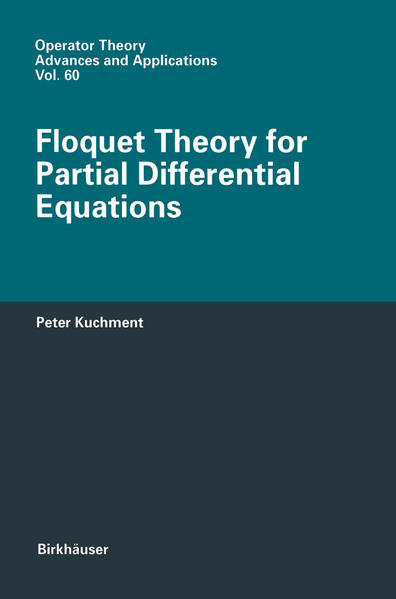 Floquet Theory for Partial Differential Equations - Coverbild