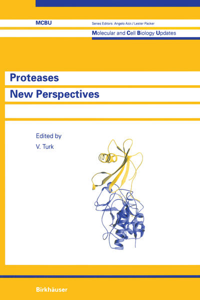Proteases New Perspectives - Coverbild