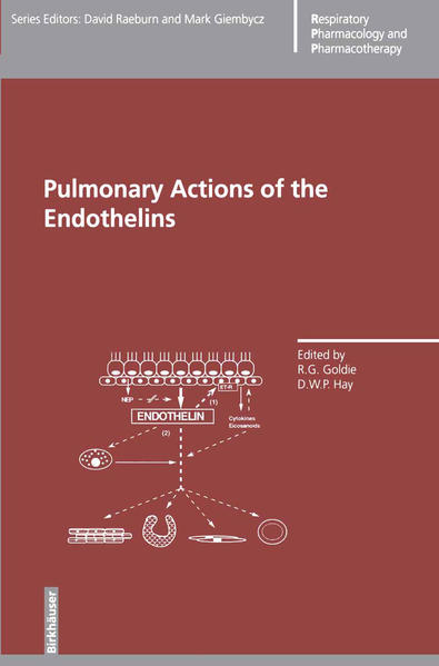 Pulmonary Actions of the Endothelins - Coverbild