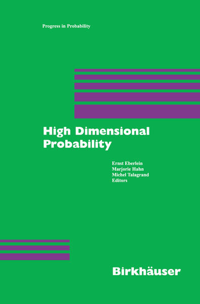 High Dimensional Probability - Coverbild