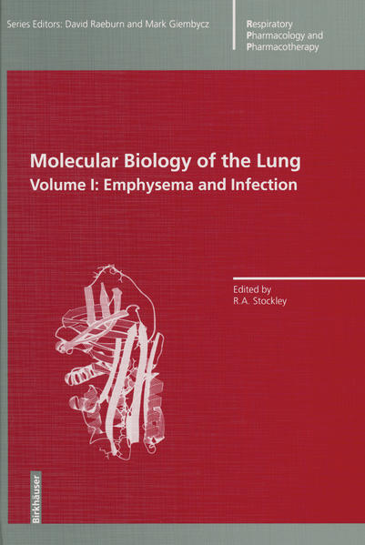 Molecular Biology of the Lung - Coverbild