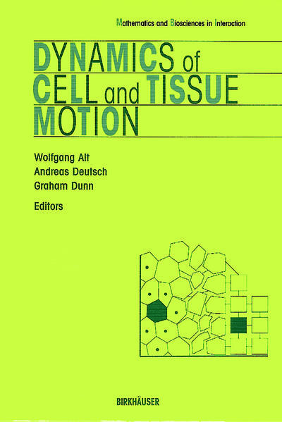 Dynamics of Cell and Tissue Motion - Coverbild