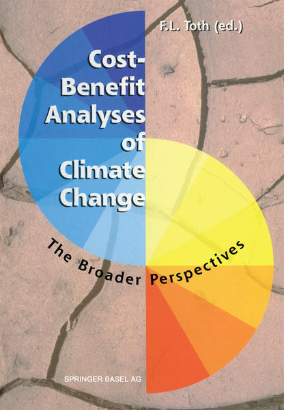 Cost-Benefit Analyses of Climate Change - Coverbild