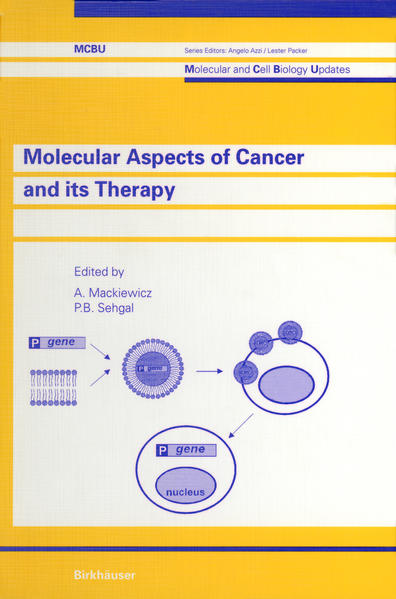 Molecular Aspects of Cancer and its Therapy - Coverbild