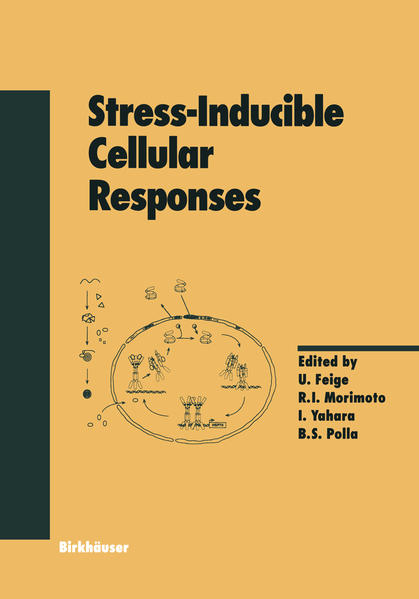 Stress-Inducible Cellular Responses - Coverbild