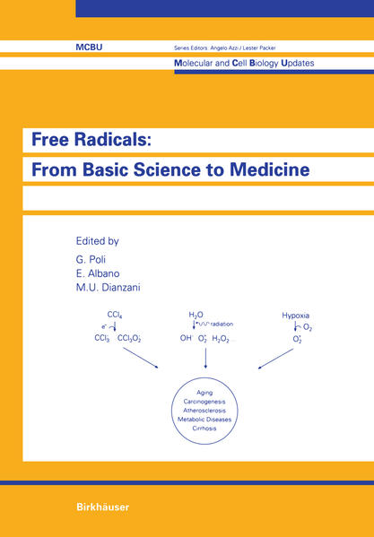 Free Radicals: from Basic Science to Medicine - Coverbild