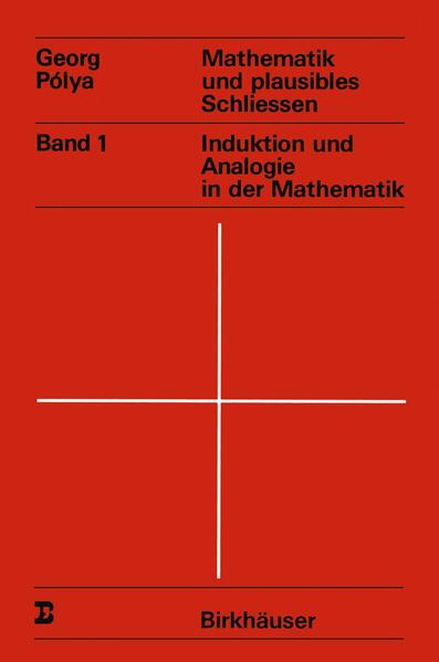 Mathematik und plausibles Schliessen - Coverbild