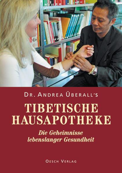 Tibetische Hausapotheke - Coverbild