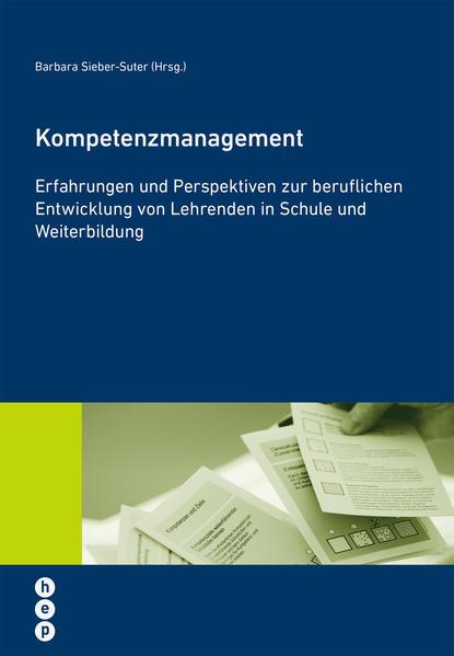 Kompetenzmanagement - Coverbild