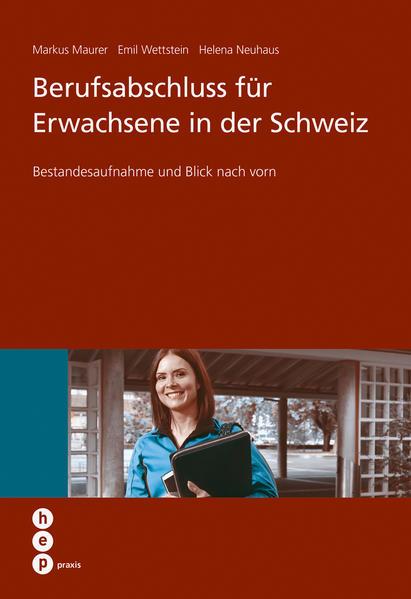 Berufsabschluss für Erwachsene in der Schweiz - Coverbild