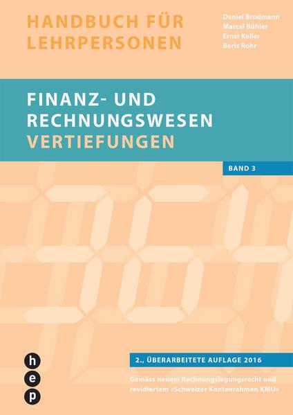 Finanz- und Rechnungswesen - Vertiefungen - Coverbild