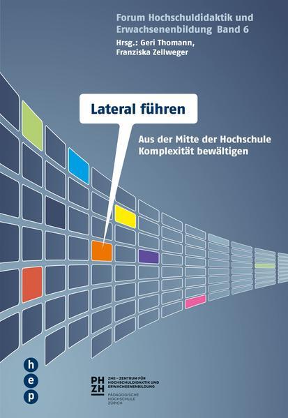 Lateral führen an Hochschulen - Coverbild