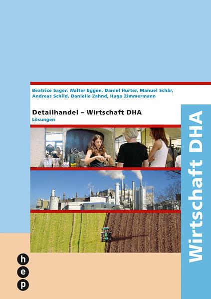 Detailhandel - Wirtschaft DHA - Coverbild