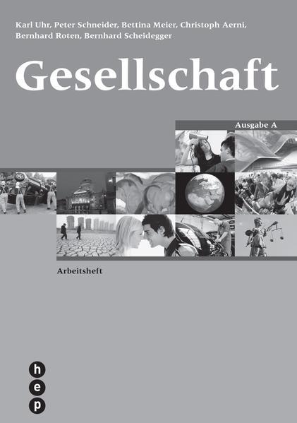 Gesellschaft Ausgabe A, Arbeitsheft - Coverbild