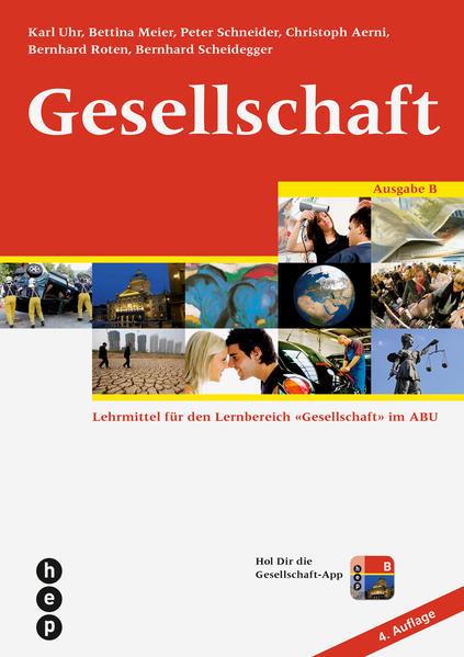 Gesellschaft Ausgabe B | Print inkl. eLehrmittel - Coverbild