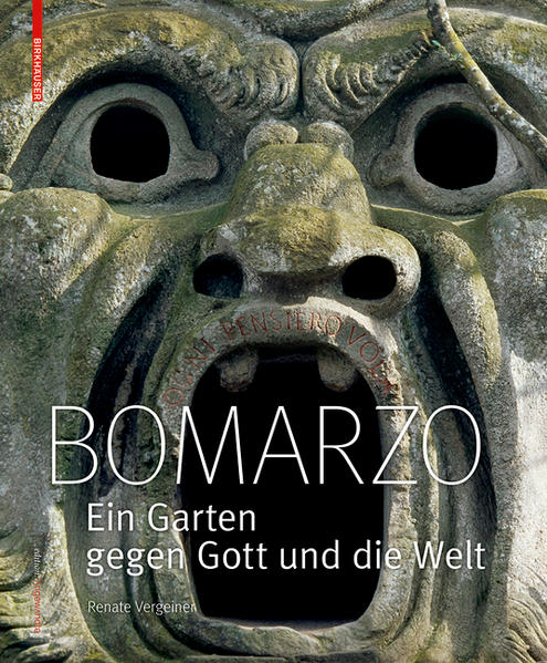BOMARZO - Coverbild
