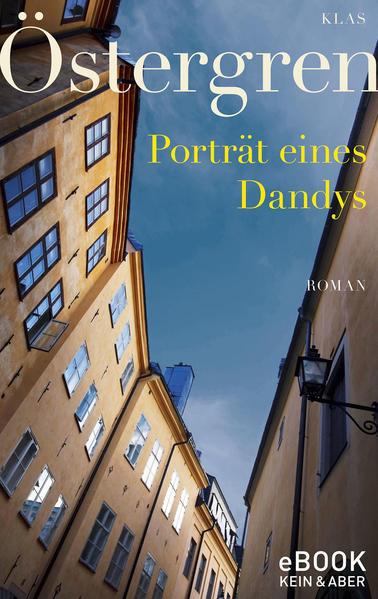Porträt eines Dandys - Coverbild