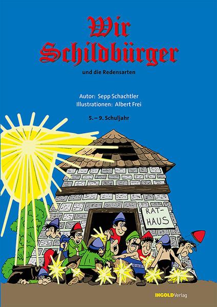 Schildbürger - Coverbild