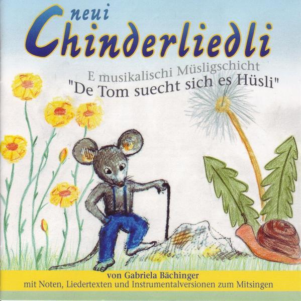 Neui Chinderliedli - Coverbild