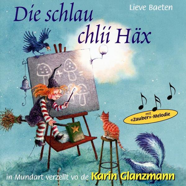 Die schlau chlii Häx - Coverbild
