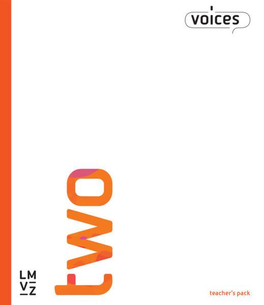Voices 2, Teacher's Pack - Coverbild