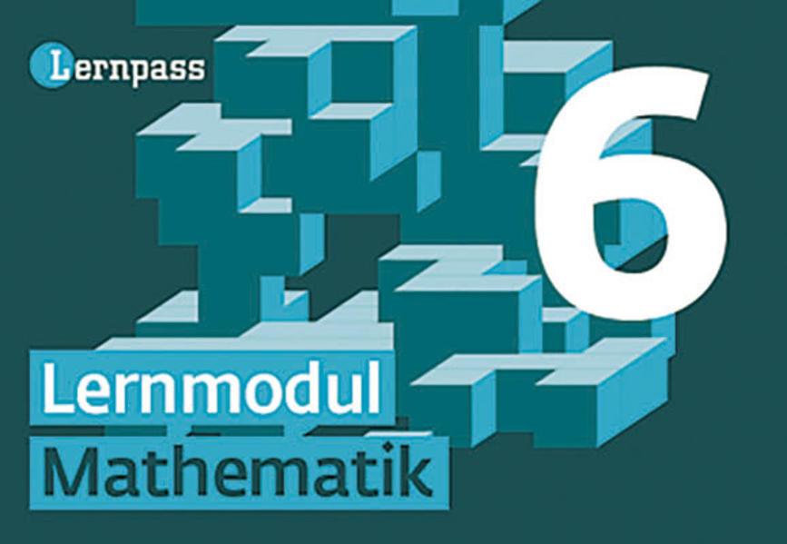 Lernpass, Lernmodule Mathematik, Modul 6 - Coverbild