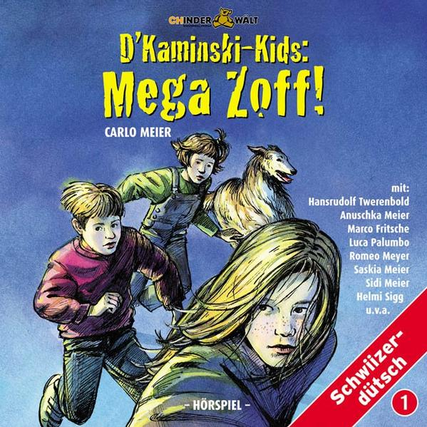 D'Kaminski-Kids Volume 1: Mega Zoff - Coverbild