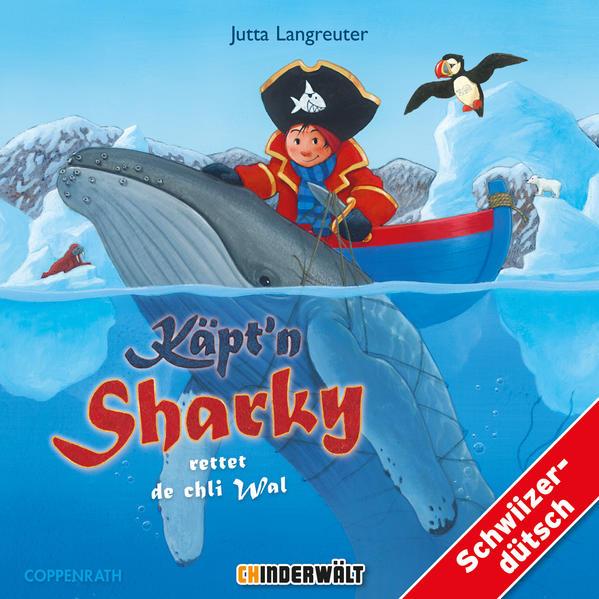 Käpt'n Sharky rettet de chli Wal - Coverbild