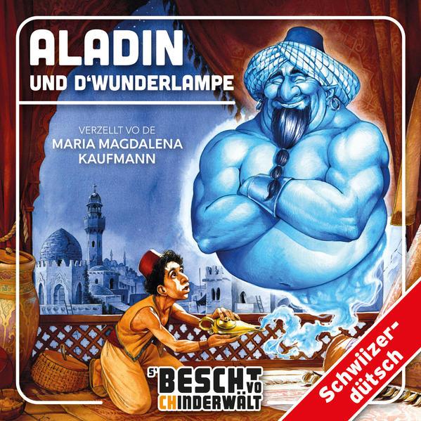 Aladin und d'Wunderlampe - Coverbild