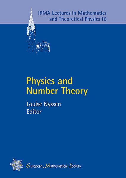 Physics and Number Theory - Coverbild