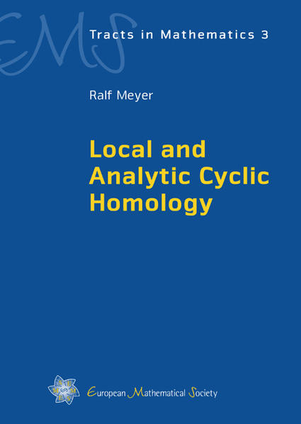 Local and Analytic Cyclic Homology - Coverbild