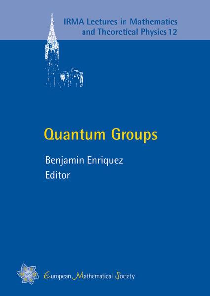 Quantum Groups PDF Herunterladen