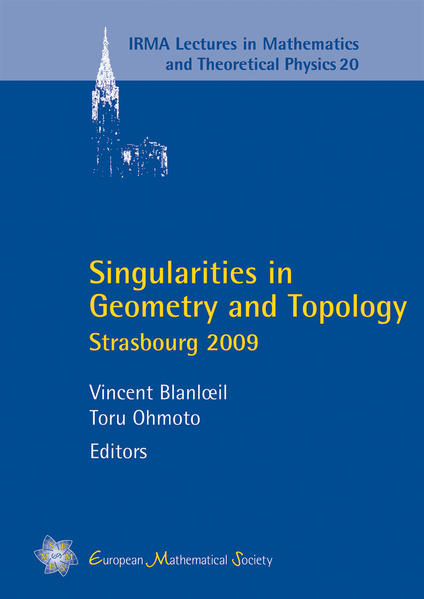 Singularities in Geometry and Topology - Coverbild