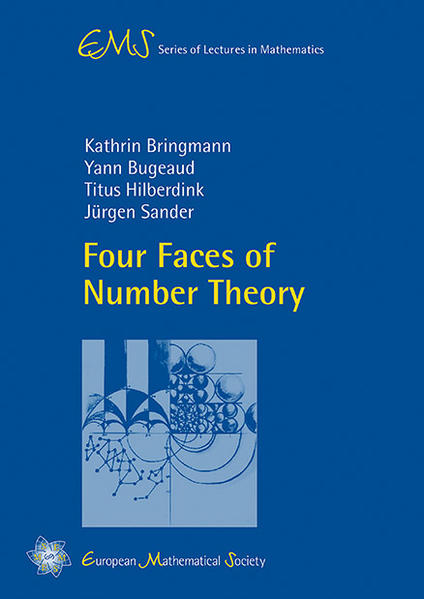 Four Faces of Number Theory - Coverbild