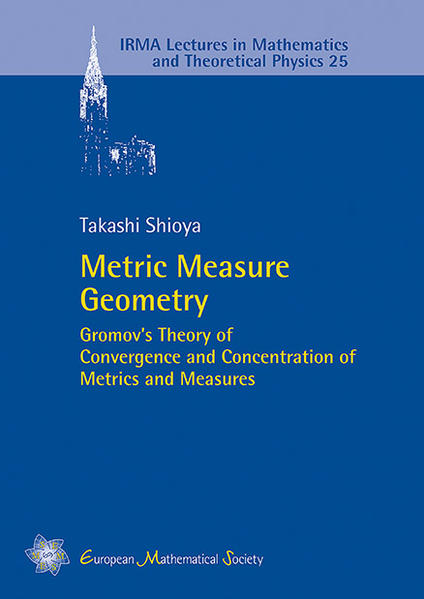 Metric Measure Geometry - Coverbild