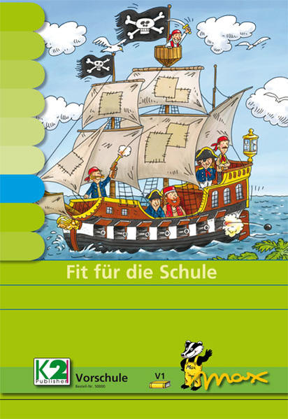 Max-Lernkarten: Fit für die Schule - Coverbild