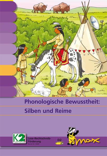 Max-Lernkarten: Silben und Reime - Coverbild