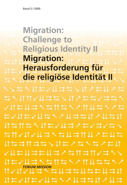 Migration: Herausforderung an die religiöse Identität II - Coverbild